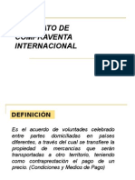 Compraventa Internacional 2013