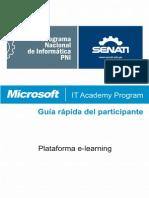 Participantes - Guía LMS