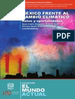 Mexico Frente Al Cambio Climatico