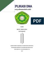 Benny Tresnanda (P07134013027) - Replikasi DNA.docx