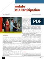eINDIA 2007 - Event Report