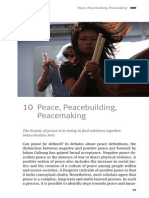Berghof Glossary 2012 10 Peace Peacebuilding Peacemaking
