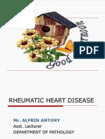 Rheumatic Heart Disease Alfrin