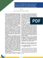 Factor Horario de Emisiones de CO2 Ecuador