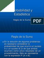 Probabilidad (Prop. de La Suma y Multiplicacion)