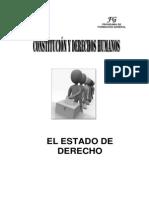 Semana 3_El Estado de Derecho y Constitucion