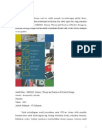 Resume Design_History theory and practice of product design.doc