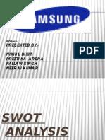 Samsung AT A GLANCE