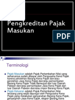 PPN - 07 - Pengkreditan Pajak Masukan.pptx