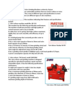 Comparisons of Selected Valve Grinding Machines written by.docx