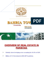 Project on Bahria Town