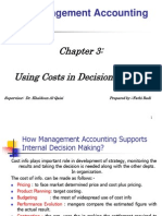 Managerial Accounting . Chp.3