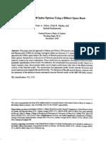 Dilip Madan - Pricing S&P 500 Options using Hilbert Space Basis.pdf