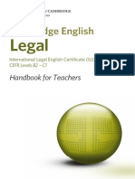 22588 Handbook for Teachers