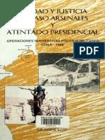 Chile, Verdad y Justicia, Caso Arsenales y Atentado a Pinochet, Luis Heinecke Scott