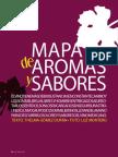 Mapa de Aroma y Sabores
