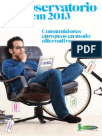 El Observatorio Cetelem Del Consumo Europeo 2013 Completo