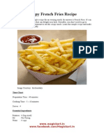 Crispy French Fries Recipe.doc