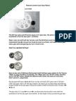 Remote Control Car Gear Ratios.docx