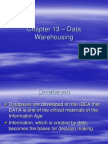 Chapter 13 - Data Warehousing.pptx
