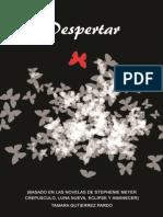 DESPERTAR Continuacion de Amanecer Saga Crepusculo 18.PDF