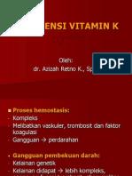 DEFISIENSI VITAMIN K.ppt