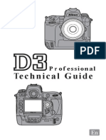 d 3 Pro Technical Guide