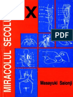 Masayuki Saionji - Miracolul Secolului XX