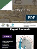 2013m1-Echo Anatomie Du Foie (1)
