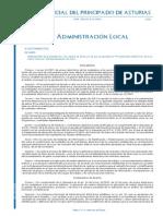 Procedimiento electrónico de contratos menores del Ayuntamiento de Gijón.