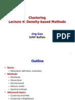 Clustering Density