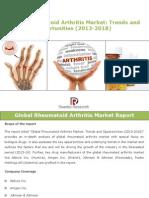 Global Rheumatoid Arthritis Market