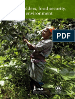 Smallholders, food security, and the environment