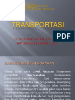 MATERI MATRIKULASI DASAR-DASAR TRANSPORTASI 03