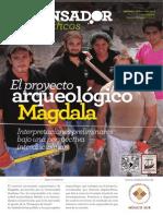 El Proyecto Arqueológico Magdala. Interpretaciones preliminares bajo una perspectiva interdisciplinar