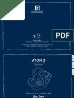 Инструкция для Cybex Aton 3 (User Guide)