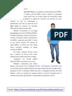 Aula_Legislação_SUS_IBFC_Prof. Rômulo Passos