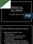 Critica Illness 2