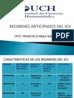 Regimenes Anticipados Del Igv 31.05.2013