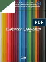 Evaluación Diagnóstica, 2011