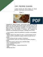 Dieta Do Dr Pirre