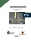 Manual para la Inspecci-¦ón visual de Pavimentos F