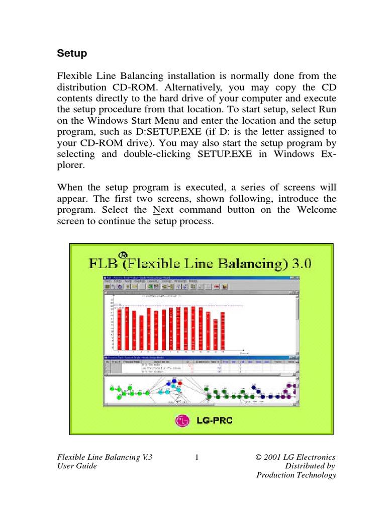 Line balancing manualpdf icon computing menu computing pooptronica Choice Image