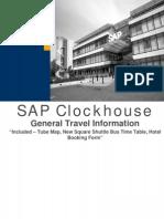Clockhouse Guide