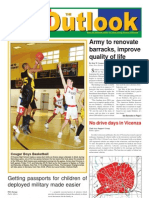 050201 Outlook Newspaper, 1 February 2005, United States Army Garrison Vicenza, Italy
