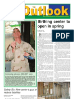 050215 Outlook Newspaper, 15 February 2005, United States Army Garrison Vicenza, Italy