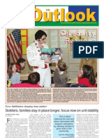 050222 Outlook Newspaper, 22 February 2005, United States Army Garrison Vicenza, Italy