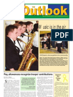 050322 Outlook Newspaper, 22 March 2005, United States Army Garrison Vicenza, Italy