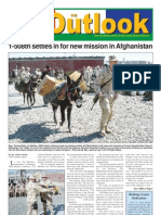 050329 Outlook Newspaper, 29 March 2005, United States Army Garrison Vicenza, Italy