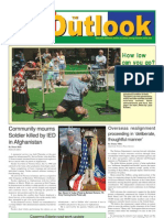 050531 Outlook Newspaper, 31 May 2005, United States Army Garrison Vicenza, Italy